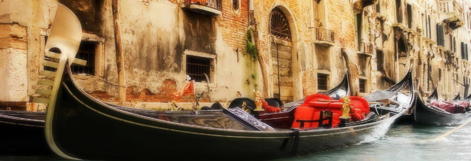 гондола в венеции