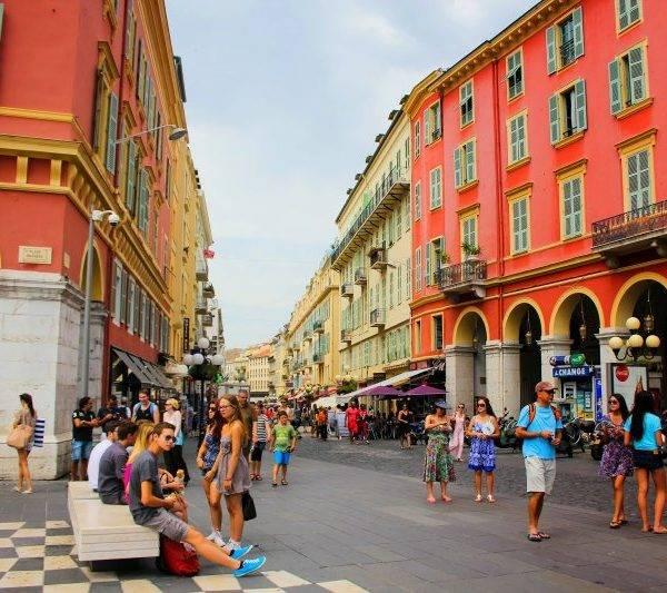 Франция - Ницца