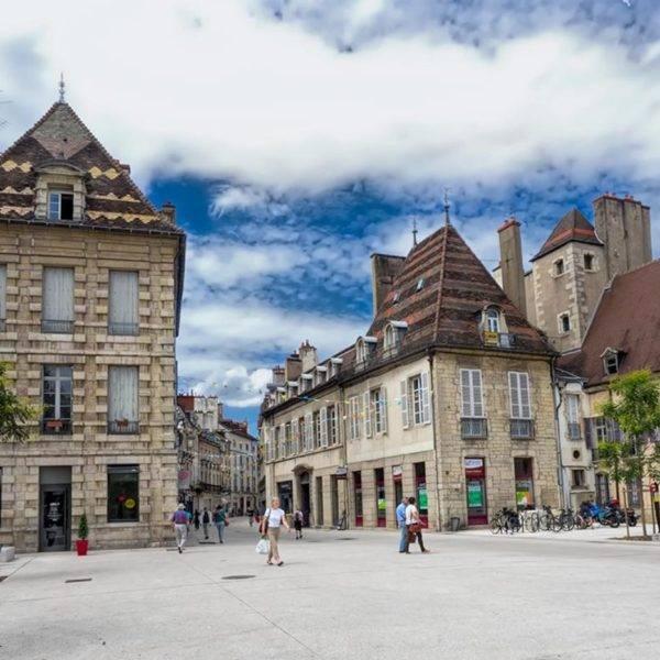 Франция - Дижон