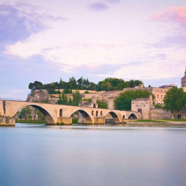 Франция - Авиньон