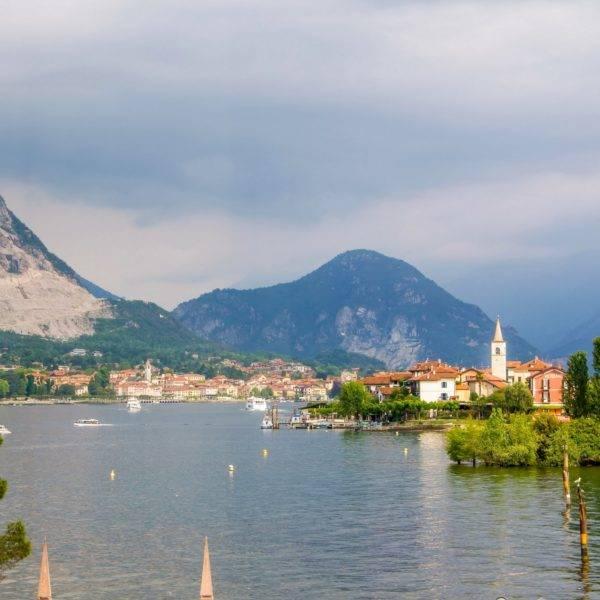 Италия - озеро Орта