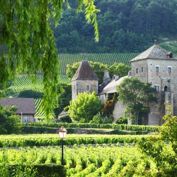Франция - Бургундии