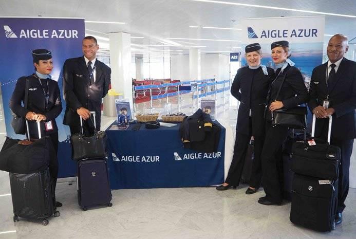 На линию Киев-Париж выйдет новая авиакомпания